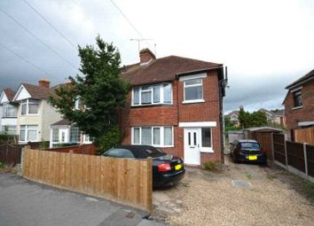 Thumbnail 1 bed flat for sale in Knighton Road, Flat 1, Southampton