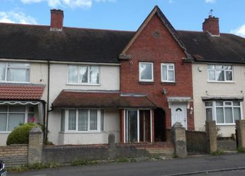 Thumbnail 3 bed terraced house for sale in Beakes Road, Smethwick, West Midlands