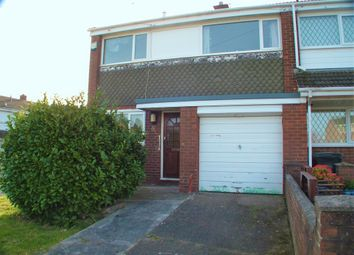 Thumbnail 3 bed end terrace house for sale in Lynfield Close, Connahs Quay, Deeside