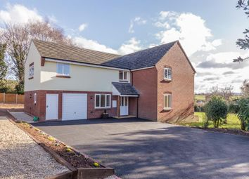 Thumbnail 4 bed detached house for sale in Gatsford, Ross-On-Wye