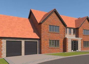 Thumbnail 4 bed detached house for sale in Plot 7, The Limes, Off Brassington Lane