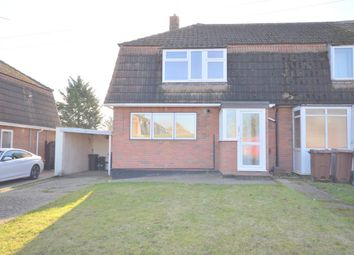 3 bed semi-detached house for sale in Rutland Road, Chelmsford CM1