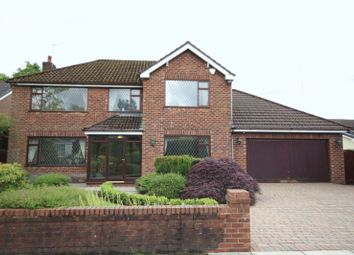 Thumbnail 4 bed detached house for sale in Canterbury Close, Bamford, Rochdale