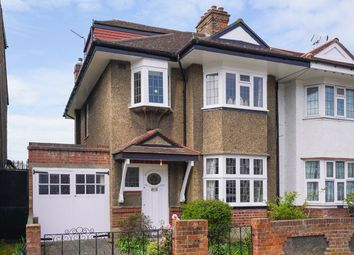 Thumbnail 4 bed semi-detached house for sale in Southdown Avenue, Hanwell