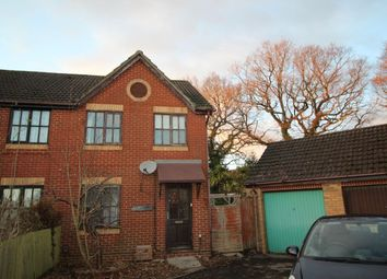 Thumbnail 3 bed semi-detached house for sale in Radley Close, Hedge End, Southampton