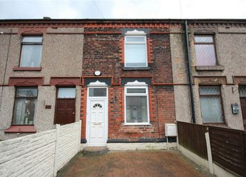Thumbnail 3 bed terraced house for sale in Fairclough Street, Burtonwood, Warrington