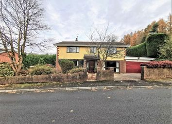Thumbnail 4 bed detached house for sale in Lakeside Gardens, Merthyr Tydfil, Mid Glamorgan