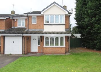 Thumbnail 4 bed detached house to rent in Shakespeare Road, Erdington, Birmingham