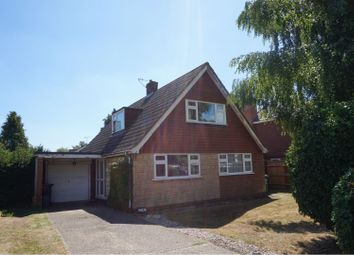 Thumbnail 4 bed detached house for sale in Stack Lane, Longfield