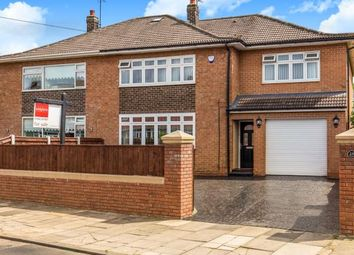 Thumbnail 5 bed semi-detached house for sale in Church Lane, Middlesbrough
