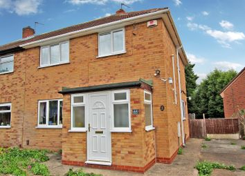 Thumbnail 3 bed semi-detached house to rent in Fraser Square, Carlton, Nottingham