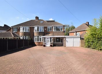 Thumbnail 4 bed semi-detached house for sale in Seven Star Road, Solihull