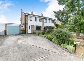 Thumbnail 3 bed semi-detached house for sale in Stambourne Road, Toppesfield, Halstead