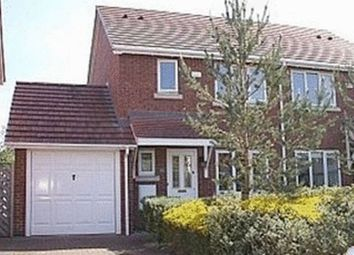 Thumbnail 3 bed semi-detached house for sale in Gwynt Y Mor, Conwy