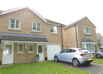Thumbnail 3 bed semi-detached house for sale in Saxilby Road, East Morton, Keighley