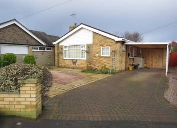 Thumbnail 2 bed detached bungalow for sale in Primrose Crescent, Pinchbeck, Spalding