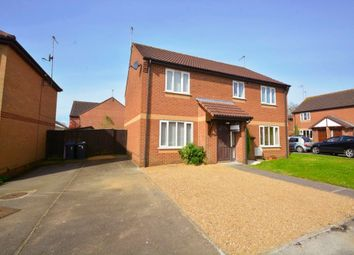 Thumbnail 2 bedroom semi-detached house to rent in The Pingle, Barlestone, Nuneaton