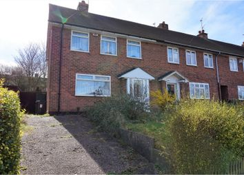 Thumbnail 3 bed end terrace house for sale in Arkwright Road, Birmingham