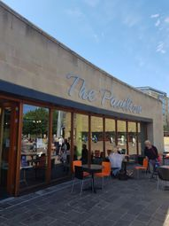 Thumbnail Restaurant/cafe to let in The Pavilion, City Park, Bradford