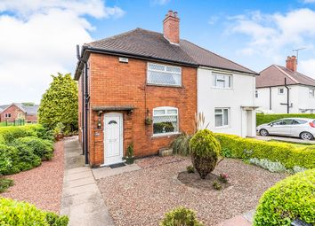 Thumbnail 3 bed semi-detached house for sale in Burton Road, Castle Gresley, Swadlincote