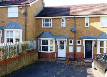 Thumbnail 2 bed terraced house to rent in Yellowhammer Road, Basingstoke