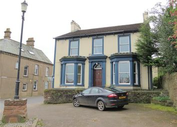 Thumbnail 3 bed flat for sale in Hill House, Station Road, Aspatria