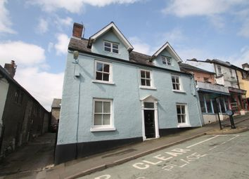 High Street, Bishops Castle SY9. 5 bed town house for sale