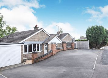 Thumbnail 3 bed detached bungalow for sale in Greenway, Hulland Ward, Ashbourne