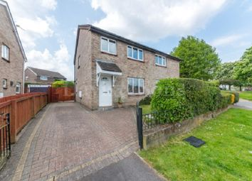 Thumbnail 3 bed semi-detached house for sale in Heather Road, St Julians, Newport.