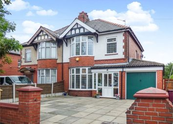 Thumbnail 4 bed semi-detached house for sale in Crompton Way, Bolton, Lancashire