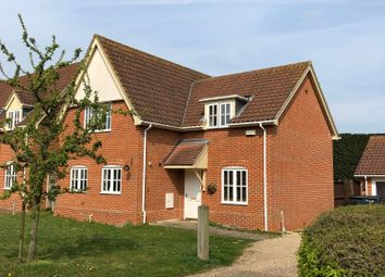 Thumbnail 3 bed detached house for sale in Church View, Leiston