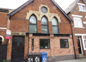 Thumbnail 6 bed end terrace house for sale in Stafford Street, Derby