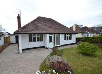 Thumbnail 2 bedroom detached bungalow to rent in Pantbach Road, Rhiwbina, Cardiff.