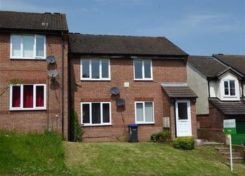 Thumbnail 2 bed flat to rent in Ramleaze Drive, Fugglestone Red, Salisbury