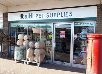 Fitzalan Road, Horsham RH13. Retail premises