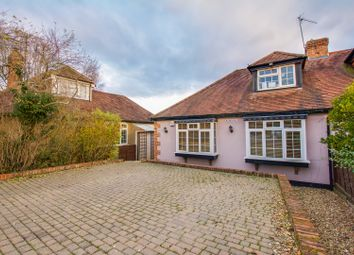 Thumbnail 4 bed semi-detached bungalow for sale in Cannon Lane, Maidenhead