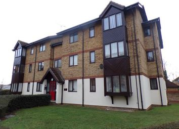 Thumbnail 1 bed flat for sale in Redwood Grove, Bedford, Bedfordshire, .