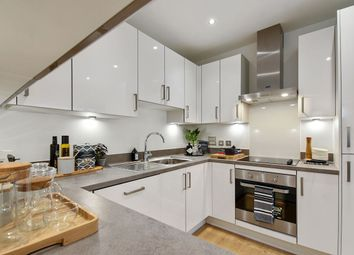 Thumbnail 1 bedroom flat for sale in 3 Shackleton Way, Newham