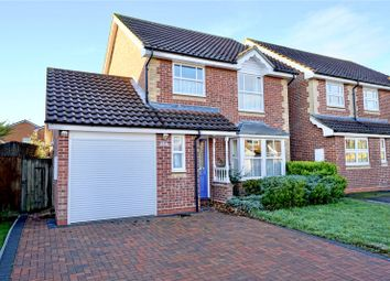 Thumbnail 3 bed detached house for sale in Devoke Close, Huntingdon, Cambridgeshire