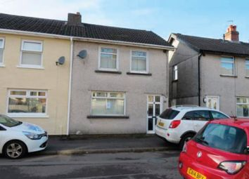 Thumbnail 3 bed semi-detached house for sale in Pencoed Avenue, Cefn Fforest, Blackwood, Gwent