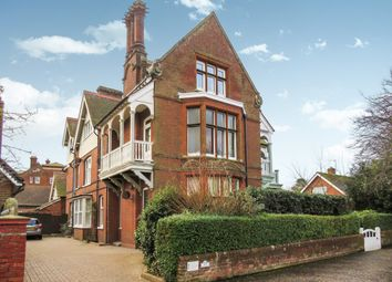 Thumbnail 1 bedroom flat for sale in Cliff Avenue, Cromer