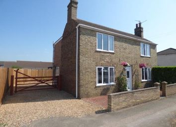 Thumbnail 3 bed detached house for sale in West End, Whittlesey, Peterborough