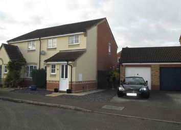 Thumbnail 3 bed semi-detached house for sale in Chapel Field, Gamlingay