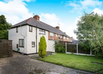Thumbnail 2 bed end terrace house for sale in Clayton Close, Blakehalll, Wolverhampton