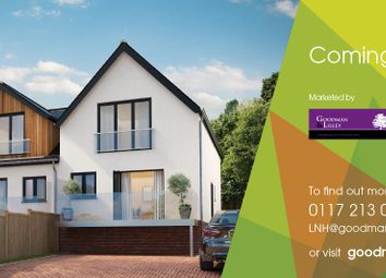 Thumbnail 4 bed semi-detached house for sale in Hillcrest Road, Portishead, Bristol
