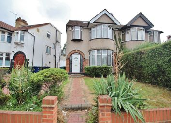 Thumbnail 4 bed semi-detached house to rent in Deans Lane, Edgware