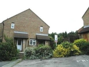 Thumbnail 1 bedroom flat to rent in Charlotte Close, Walderslade