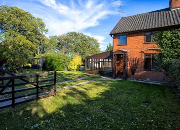 Thumbnail 3 bed cottage for sale in Walpole Road, Bramfield, Halesworth