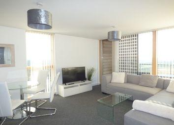Thumbnail 1 bedroom flat to rent in Sapphire House, Milton Keynes
