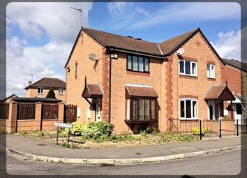 Thumbnail 2 bedroom semi-detached house to rent in St Aidan's Way, Southcoates Avenue